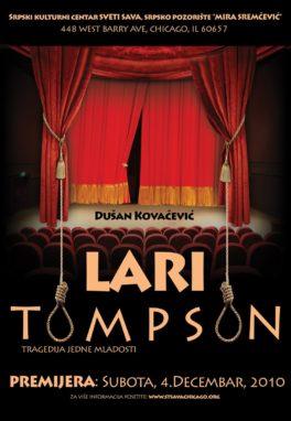 Predstava Lari Tompson