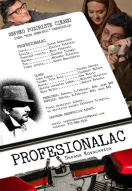 Predstava Profesionalac
