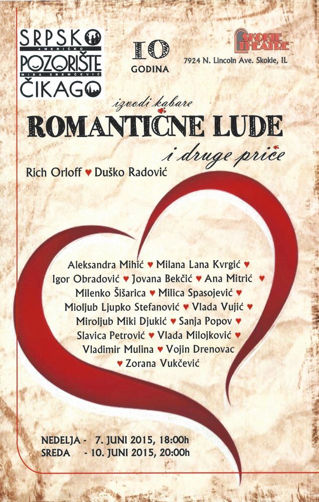 Romantične lude